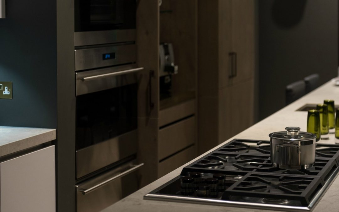 Miele, bosch and LG appliances in a modern Australian kitchen. Showing Perth appliance repair